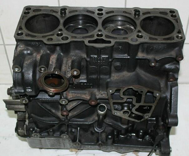 MKB + Motornummer